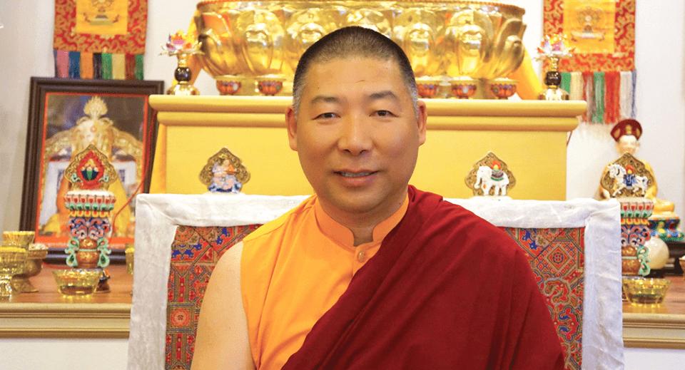 Посвящение и учение Ямантаки с Многоуважаемым Ламой Тубтен Ньима